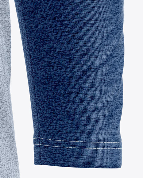 Heather Raglan Long Sleeve T-Shirt