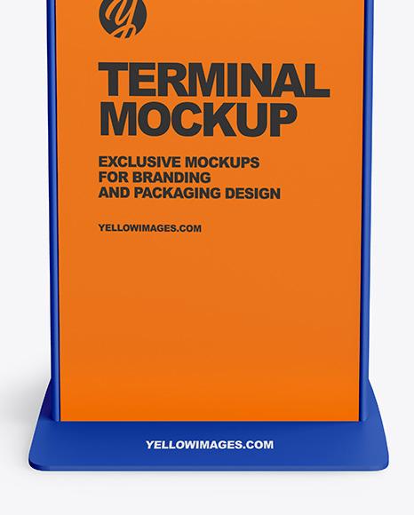 Terminal Mockup