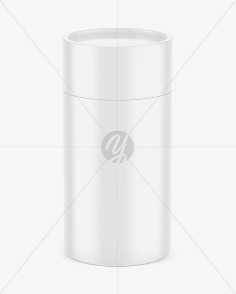 Paper Tube Mockup