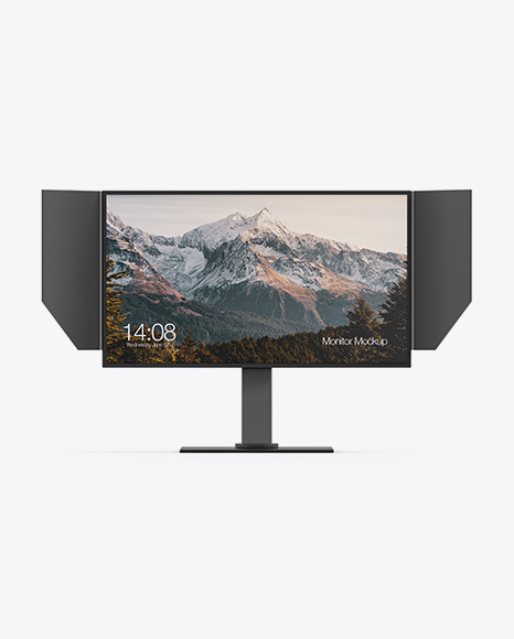 Monitor Mockup