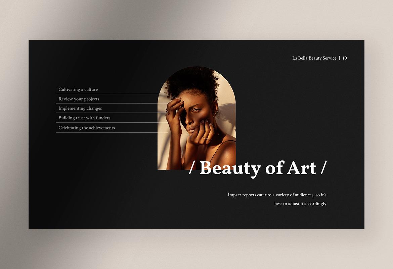 LaBella Beauty Service Presentation