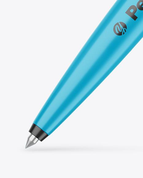 Matte Pen Mockup