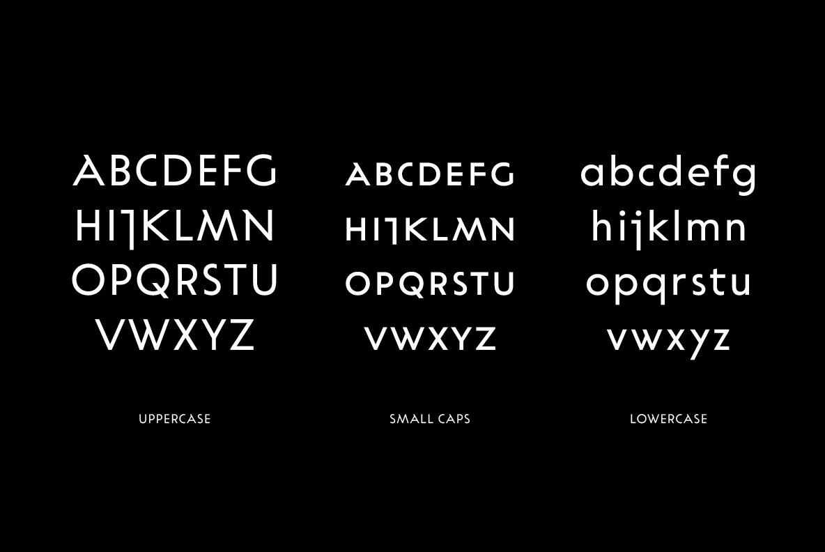 Plecnik Font