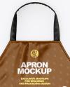 Leather Apron Mockup