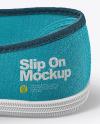 Slip-On Mockup
