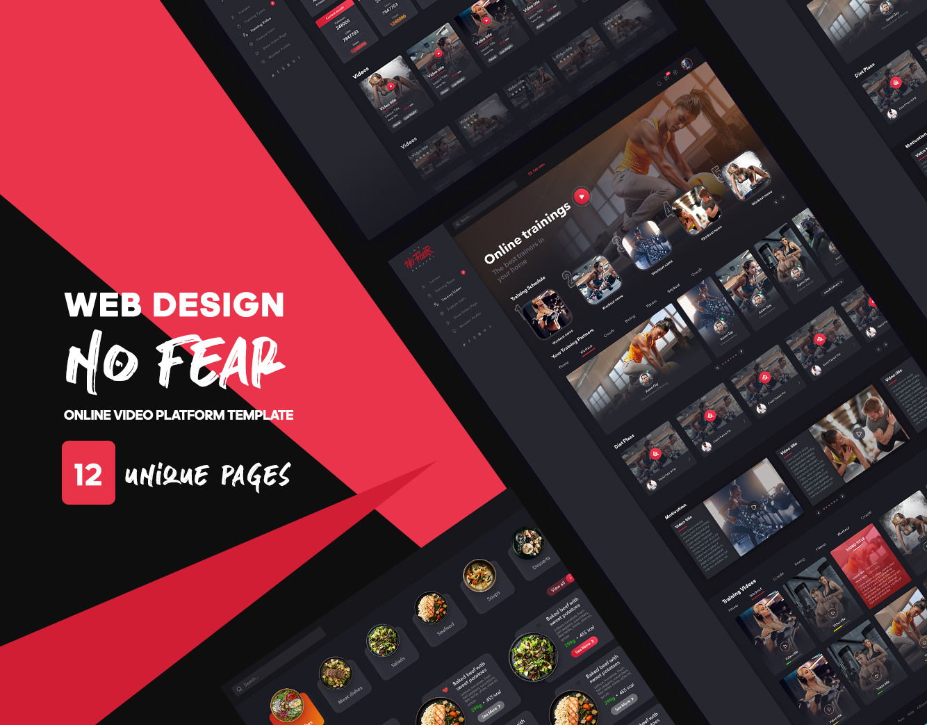 No Fear UI kit