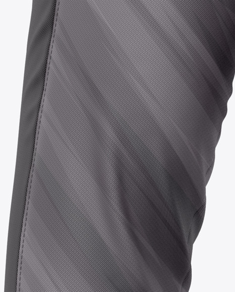 Long Sleeve Raglan Jersey Mockup