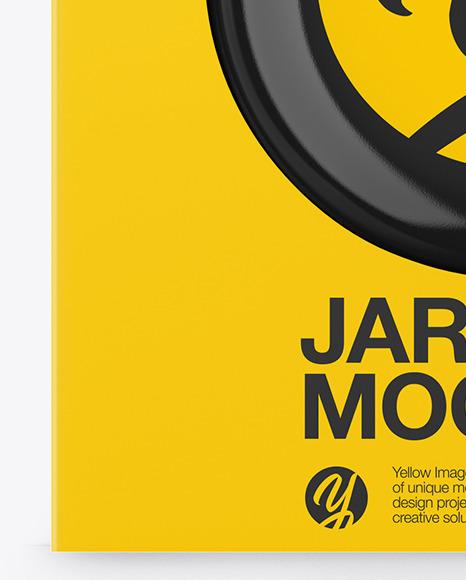 Jar Blister Pack Mockup