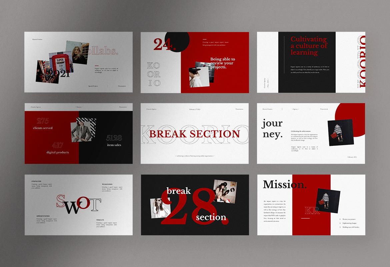 Koorio Creative Agency Presentation