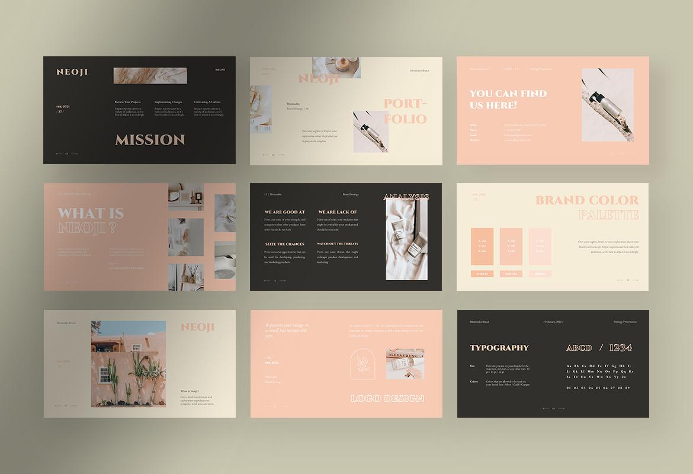 Neoji - Minimalist Brand Strategy