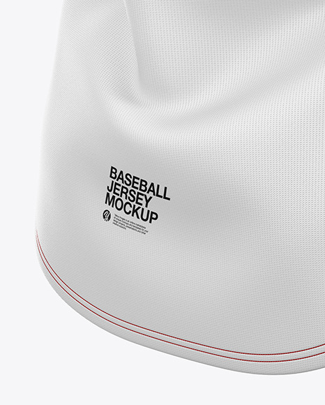 Women's Baseball Jersey Mockup