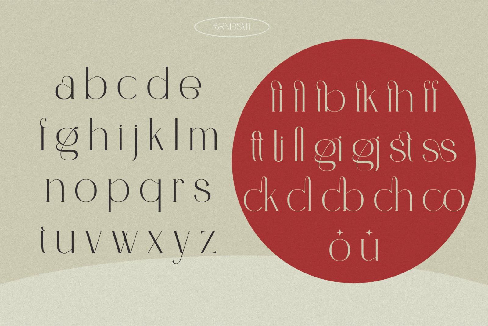 Cerlions - Classic Elegant Display Typeface
