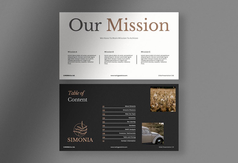 Simonia - Professional Company PPPT