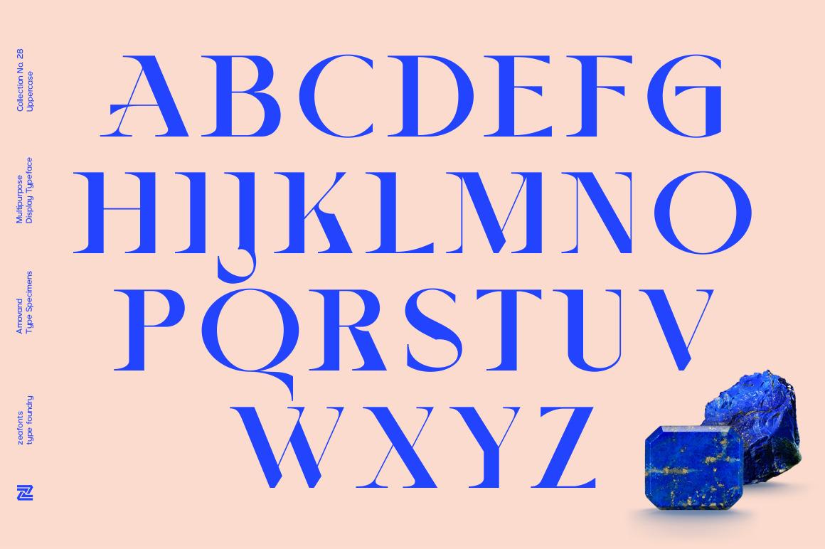 Amovand Font