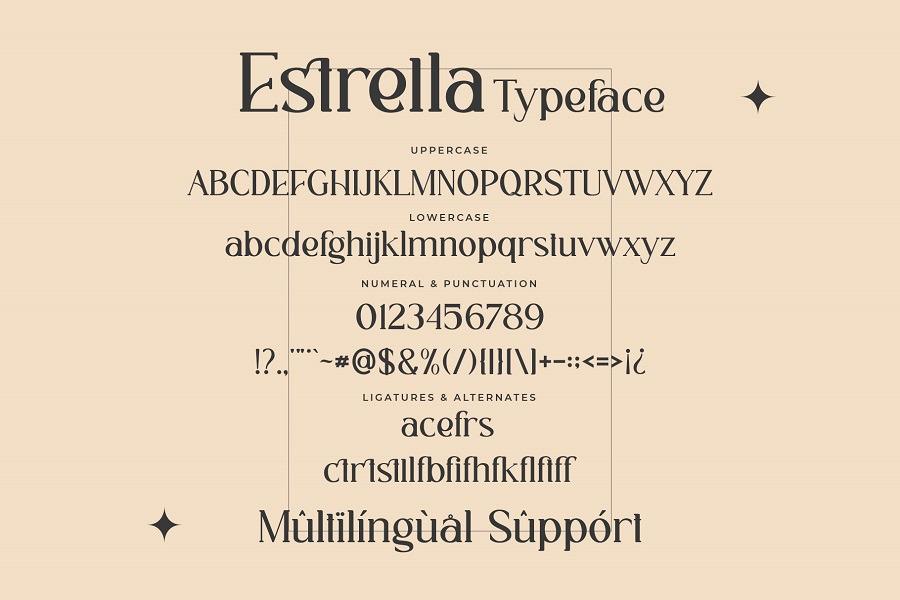 Estrella Font