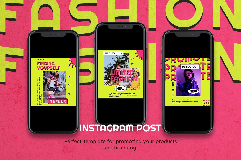Kolinea Instagram Template