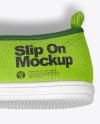 Slip-Ons Mockup