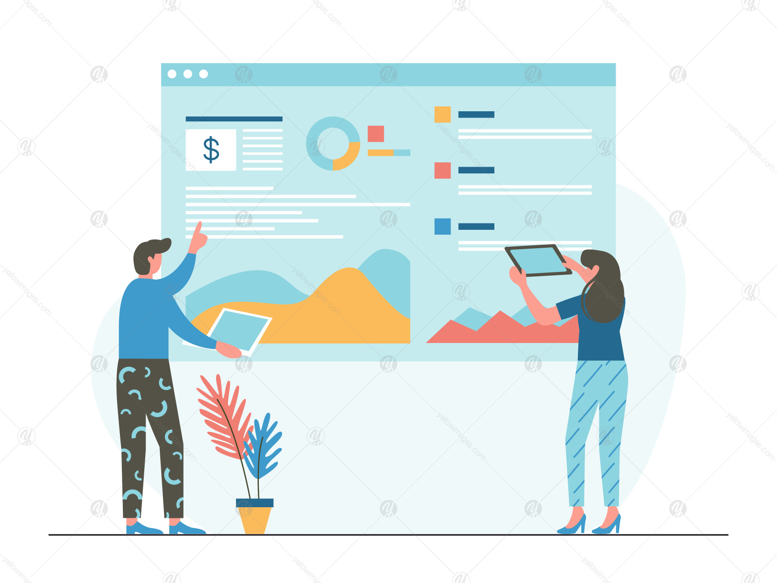 Strategy Business Illustration Vol 1