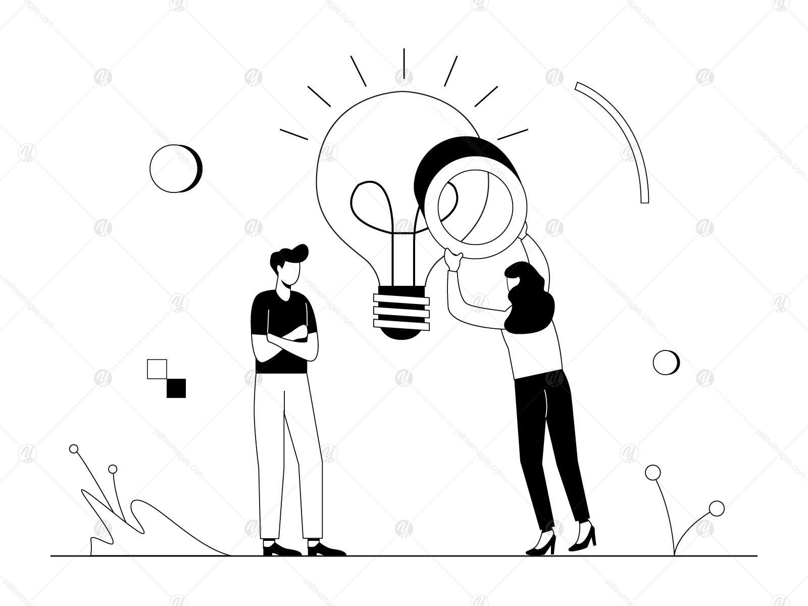 Strategy Business Illustration Vol 2