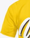 T-Shirt Mockup - Back View