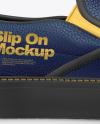 Leather Slip-On Mockup