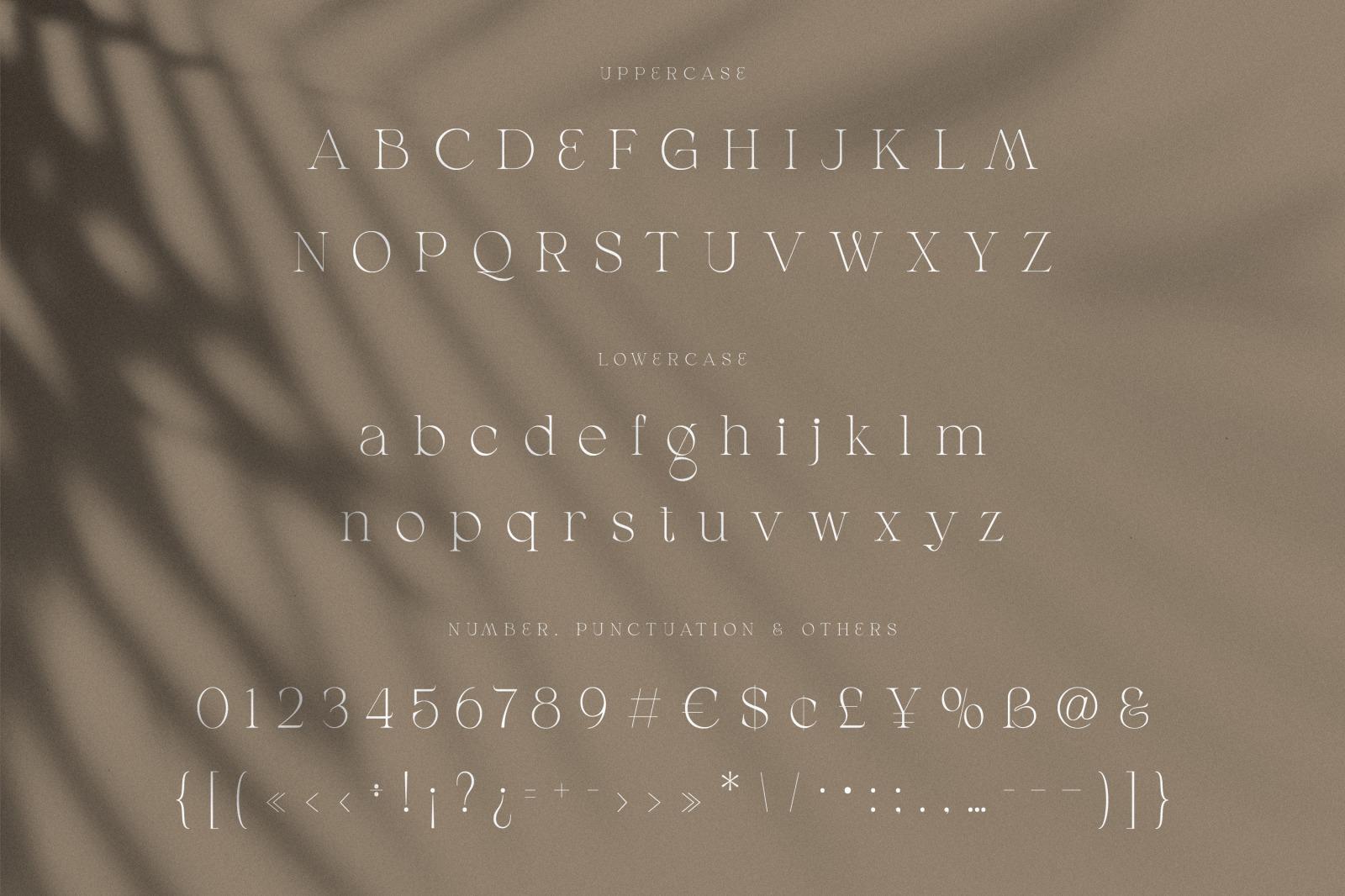 Gatlinburg - Modern Serif Font