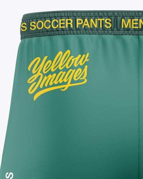 Soccer Pants Mockup