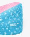Medical Hat Mockup