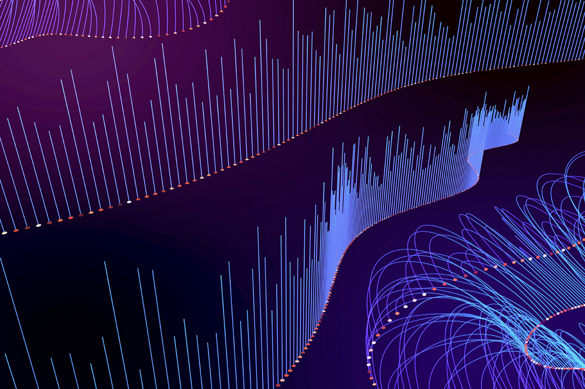 20 Big Data Abstract Backgrounds