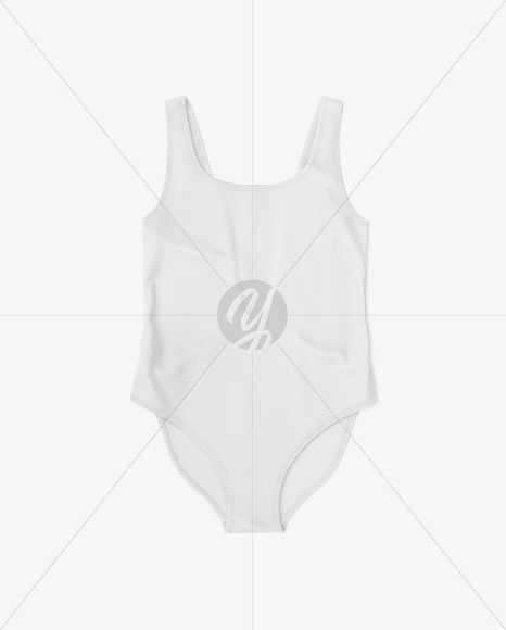 Swimsuit Mockup - Front View