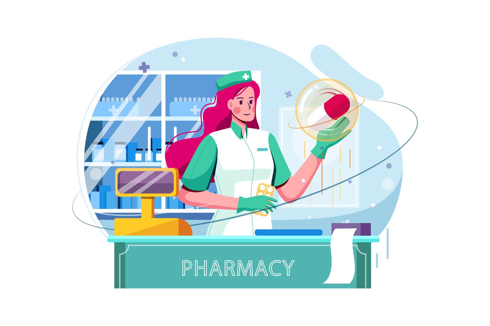 M327_ Healthcare Illustrations
