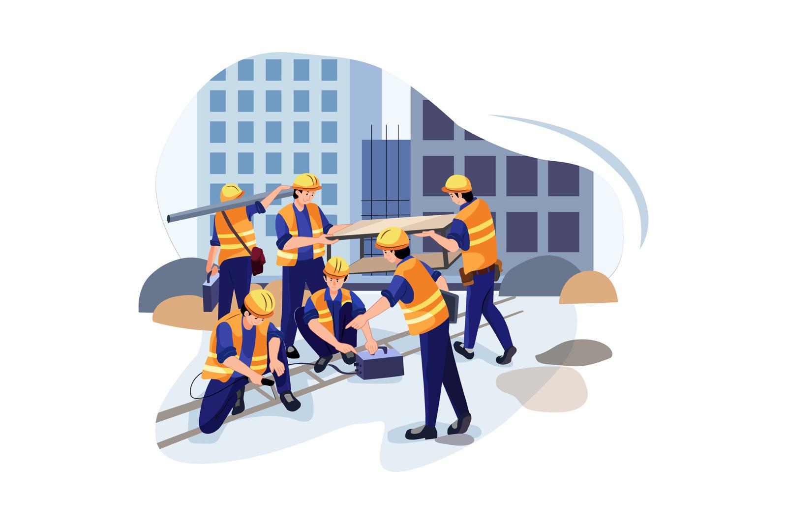 M324_ Construction Illustrations