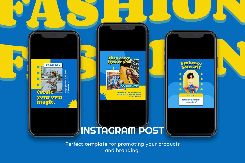 Faithless Instagram Template