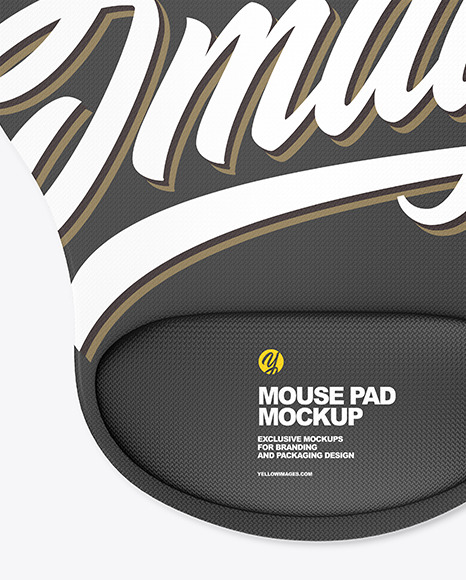 Mouse Pad Mockup