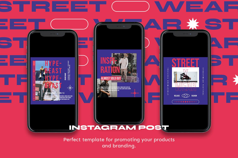 Heckart Instagram Template