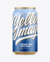 Drink Can Mockup