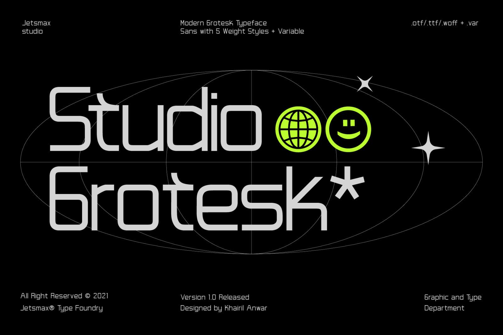 Studio Grotesk