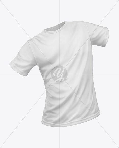 T-Shirt Mockup - Front View