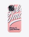 IPhone 13 Case Mockup