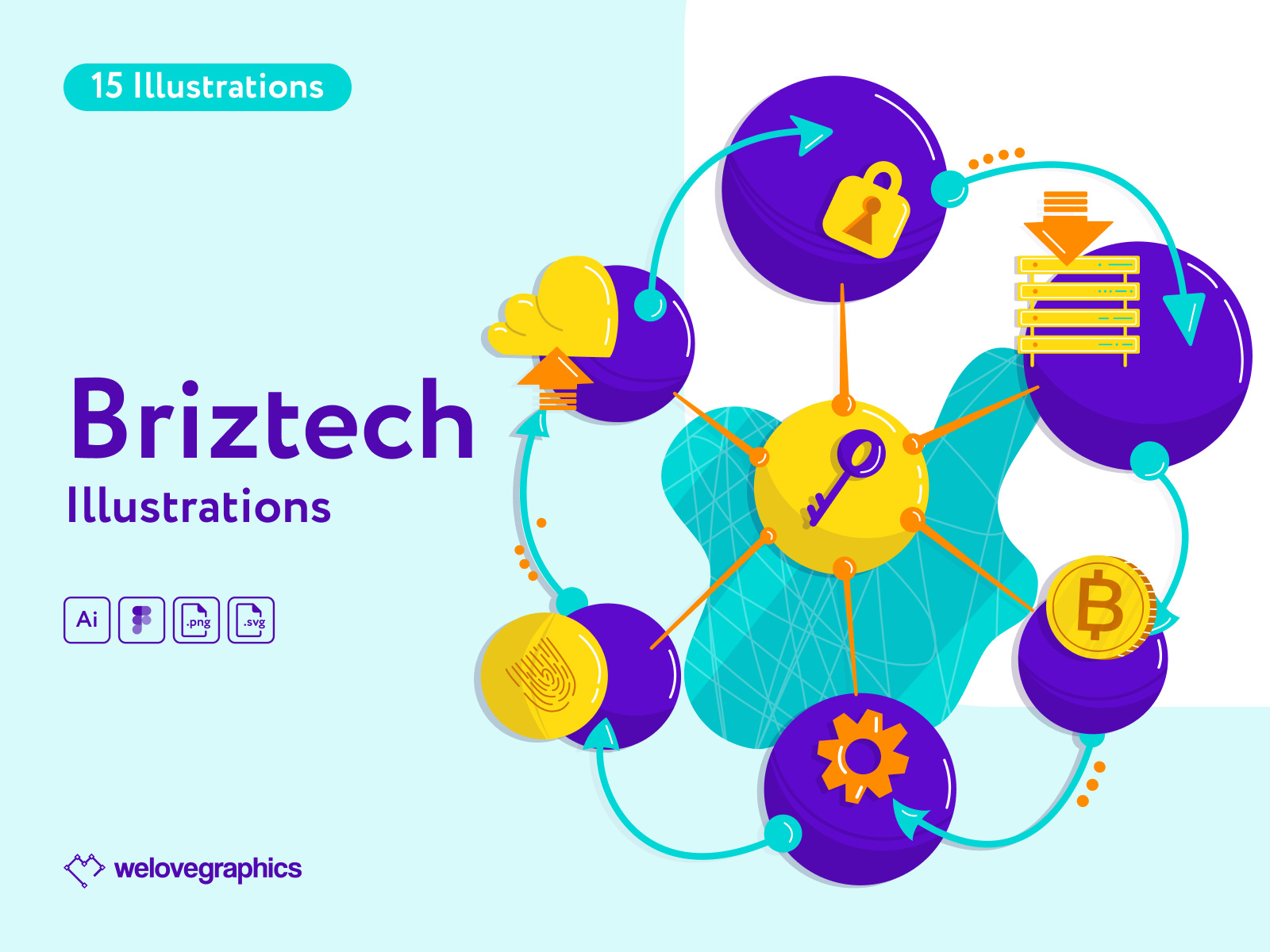 Briztech Illustrations