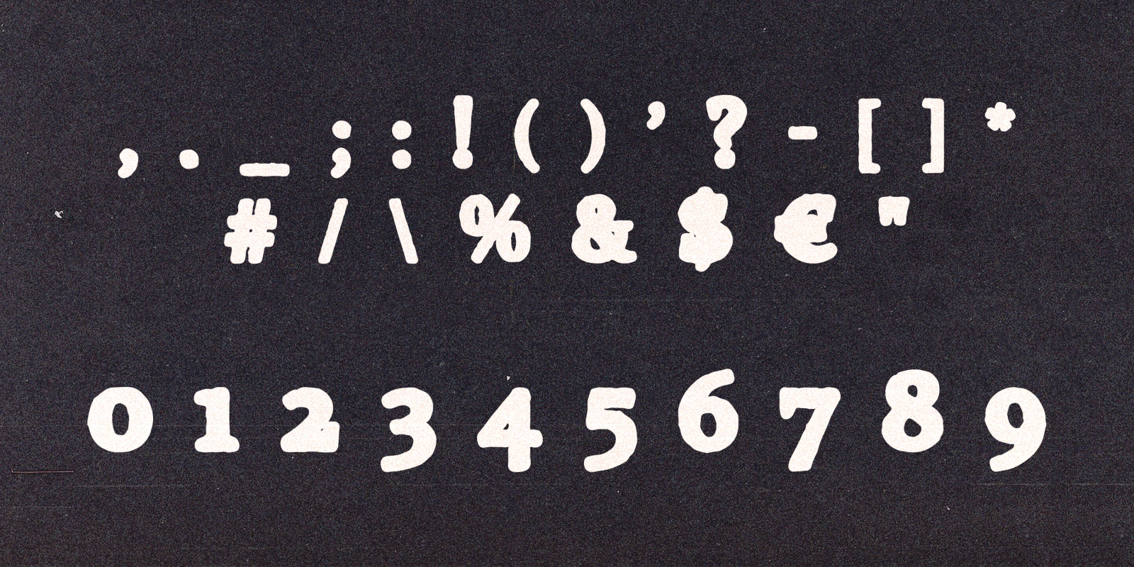 Bureau Font