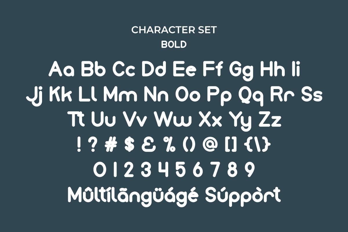 Monice Sans Serif Font