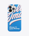 IPhone 13 Pro Case Mockup