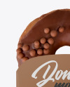 Donut with Holder Mockup