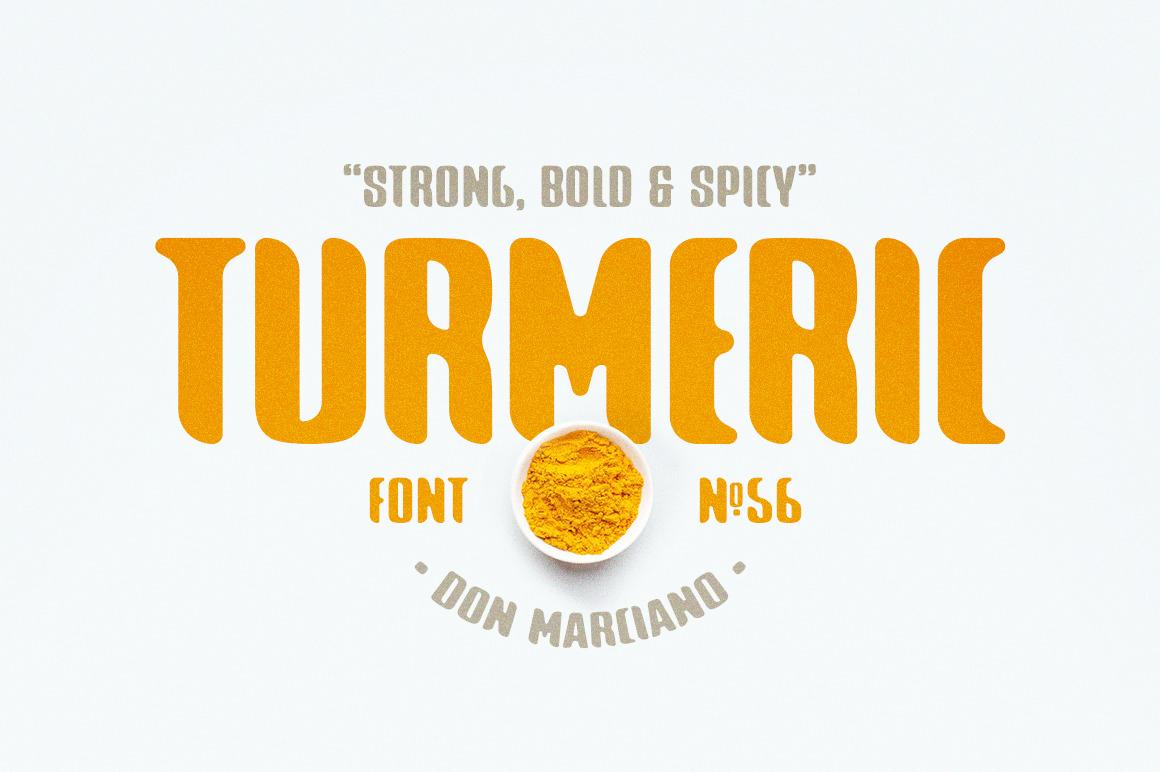 Turmeric Spicy