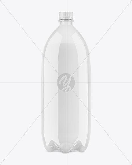 PET Bottle Mockup