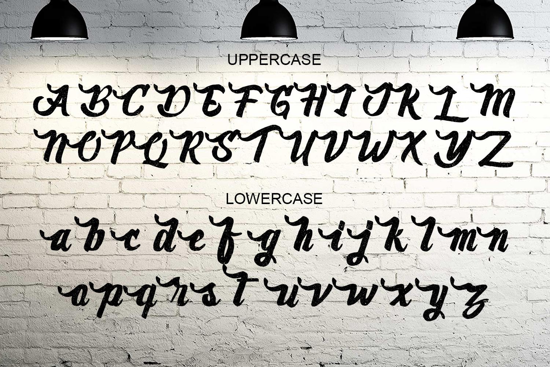 Claiborne Script