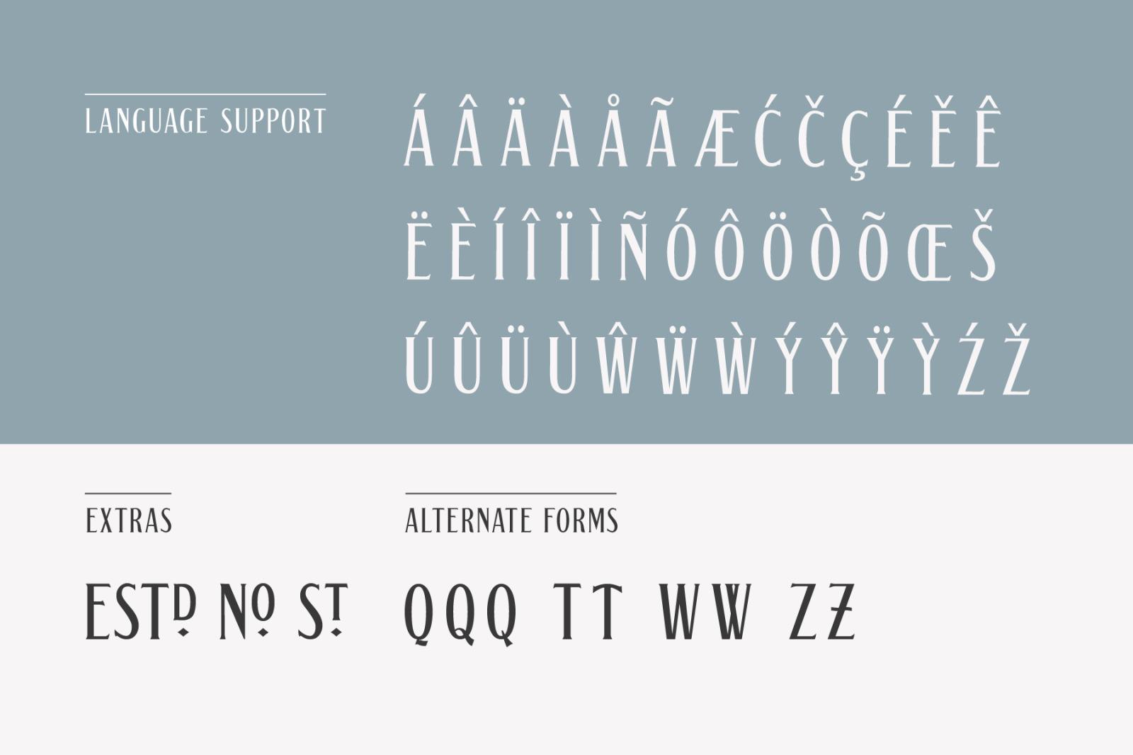 Gerhard - A Modern Classic Font