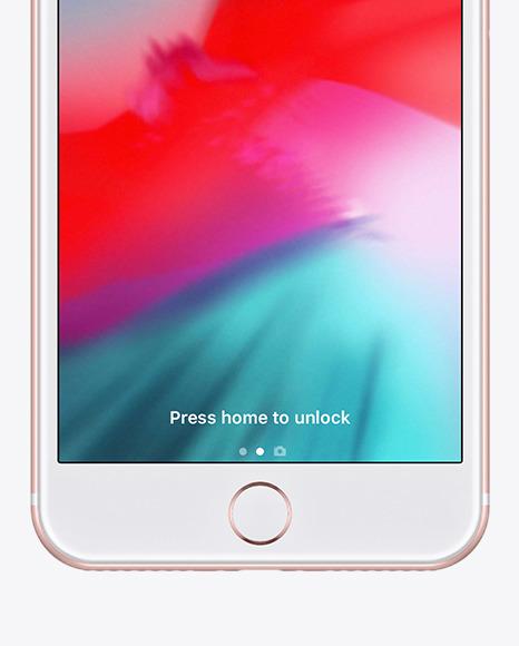 Apple iPhone 7 Plus Mockup