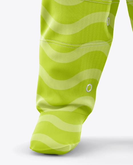 Download Baby Bodysuit Mockup Yellowimages